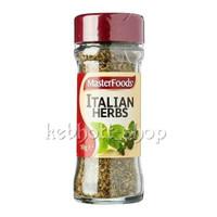 Masterfoods master food foods Italian Herbs Seasoning Tabur Bubuk 10g