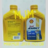 OLI SHELL ADVANCE AX5 15W-40 800ML