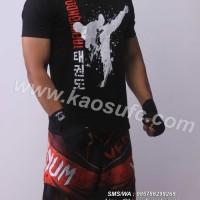 KAOS Taekwondo, Baju TKD, T Shirt Tae Kwon Do KBX0261