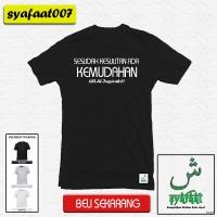 Kaos Dakwah Syafaat (007-009)