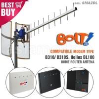 Antena Yagi TXR185 BOLT Huawei B310S B310 Helios BL100 Dual Pigtail