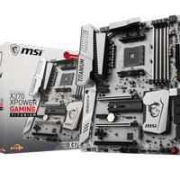 MSI X370 XPower Gaming Titanium (Socket AM4 DDR4)
