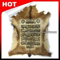 Kaligrafi Lembaran Ayat Seribu Dinar Full Body