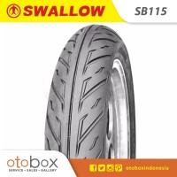 Ban Motor Swallow Tubeless 120/80-18 SB115 Seahawk TL