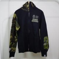 Bape x undefeated jacket