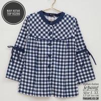 Baju Atasan Wanita Rami Linen Jepang Premium Murah Terlaris