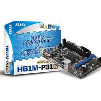 MSI H61M-P31/W8