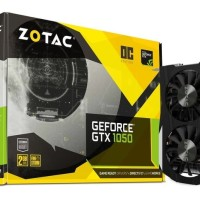 Zotac GeForce GTX 1050 2GB DDR5 OC Series - Dual Fan