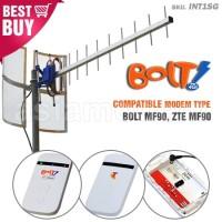Antena Yagi TXR185 For Modem BOLT MF90, ZTE MF90 Free Baterai Dummy