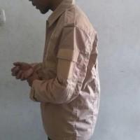 Baju PDL pramuka perlnegkapan pramuka