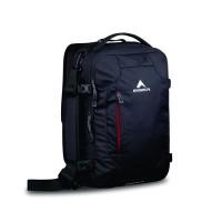 Tas Eiger Daypack Laptop Navigator Thick - Black Hitam