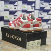 new sepatu badminton forza result shoes teaberry