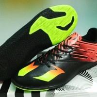 Adidas Messi 2016 Black IC Sepatu Futsal Replika Import