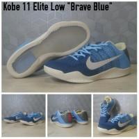 Sepatu Basket Kobe 11 XI Elite Low Tinker Hatfield Nike Adidas