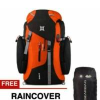 tas Rangsel gear bag gunung/camping 65 LT