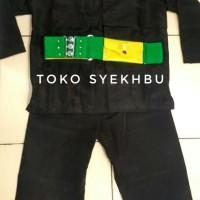 baju PANGSI Betawi anak-anak setelan paket pangsi betawi anak dan sabu