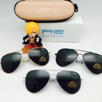 Kacamata Fashion Sunglass RE Randolph Aviator Pria