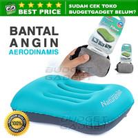 NatureHike Bantal Angin Inflatable Aeros Pillow Portable Camping