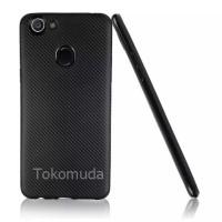 Case Slim Matte Oppo F5 Carbon Matte Slim Black Silicone Case OPPO F5
