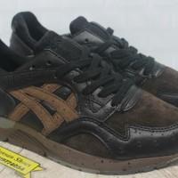 Sepatu Asics Gel Lyte V Tartufo Pack Mid Brown
