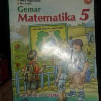 buku gemar matematika kls 5 sd penerbit bse ktsp