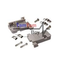 Cover (Casing) Socket Konektor RS232 DB9 9 Pin Dan VGA 15 Pin (Solder)