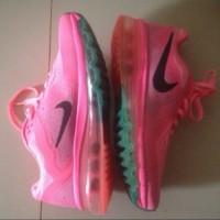 Nike Air Max 2014 pink blue