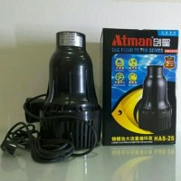 pompa celup kolam aquarium Atman HAS 25 /HA 25
