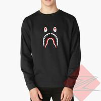 Sweater A Bathing Bape Shark 2 - Zalfa Clothing