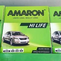 Aki Mobil Datsun Go NS40ZL /42B20L AMARON Garansi 1 Tahun