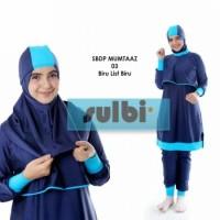 Baju Renang Muslimah Premium JUMBO 4L 5L Dewasa Sulbi SBDP Mumtaaz
