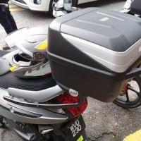 Box Motor Givi B32 . Box Givi terbaru 2017