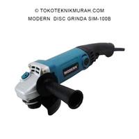 """Modern SIM-100B / SIM 100 B / SIM100B Mesin Gerinda Tangan 4"""""""