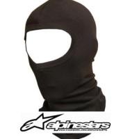 Balaclava Alphinesar Full Face Original (Masker Motor, Sarung Kepala)