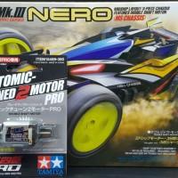 TAMIYA AVANTE MK III NERO + DINAMO ATOMIC TUNED 2 MOTOR PRO