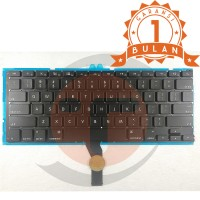 Keyboard Macbook Air A1369 A1466 13 2011 - 2015 With Backlight Black