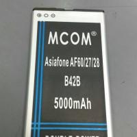 Baterai asiafone AF60 AF27 AF28 kode B42B double power mcom