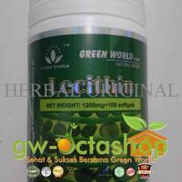 SALE!!! Green World Lecithin Softgel