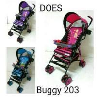 stroller bayi babydoes buggy 203