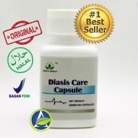 Diasis Care Capsule Green World - Obat Hipertensi Paling Mujarab