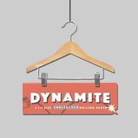 Jual Papir / Kertas linting / Rolling paper 'Dynamite Pink'