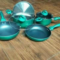 Supra Rosemary 7 pcs Panci Cookware Set
