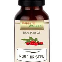 Happy Green Rosehip Seed Oil (10 ml) - Minyak Biji Rosehip
