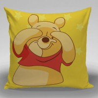 Bantal Sofa / dekorasi Winnie The Pooh - Pooh Surprise