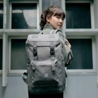 Tas Ransel Backpack Visval Bridge Gendong Laptop Kuliah Wanita Murah