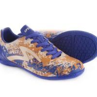 Sepatu Futsal Specs Geronimo In - Cocoon/Tigerfly/Naval Blue
