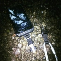 gantungan handphone hp outdoor asesoris landrover a8 a9 x9 x8
