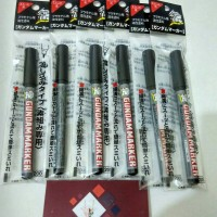 GUNDAM MARKER GREY FOR LINING POURING TYPE