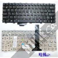 Keyboard Asus Eee PC 1015 Series, 1015B, 1015BX, 1015P, 1015PX Hitam