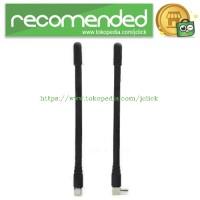 Antena External Modem Plug TS9 for Huawei E5372s Bolt Slim & Max 3dbi